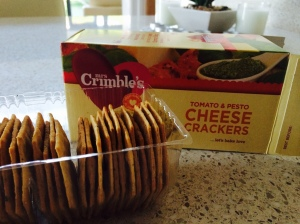Mrs Crimbles GF Crackers