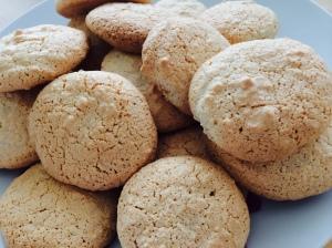 Gluten Free Ameretti Biscuits