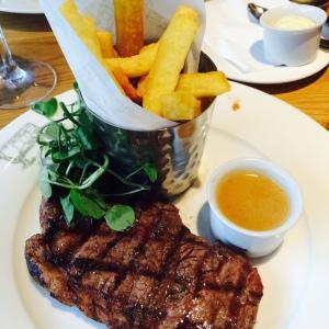 Graze Steak