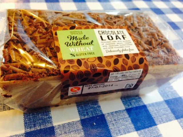 MS GF Choco Loaf