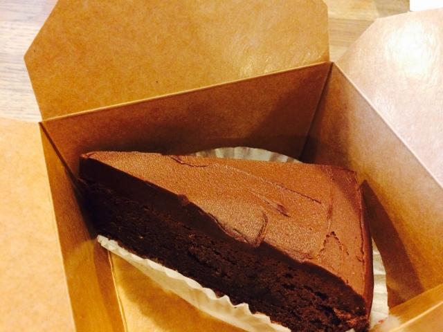 Friska GF Chocolate Cake