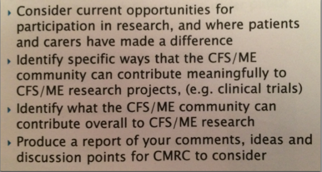 CMRC Conference Objectives
