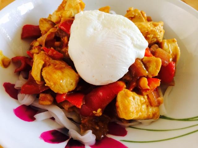 Gluten Free Thai Noodles
