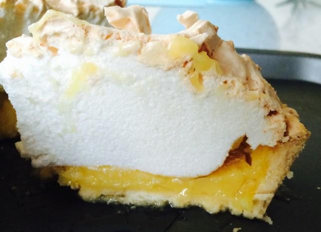 GF Lemon Meringue Pie