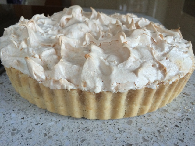 GF Lemon Meringue Pie