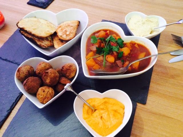 GF Moroccan Feast